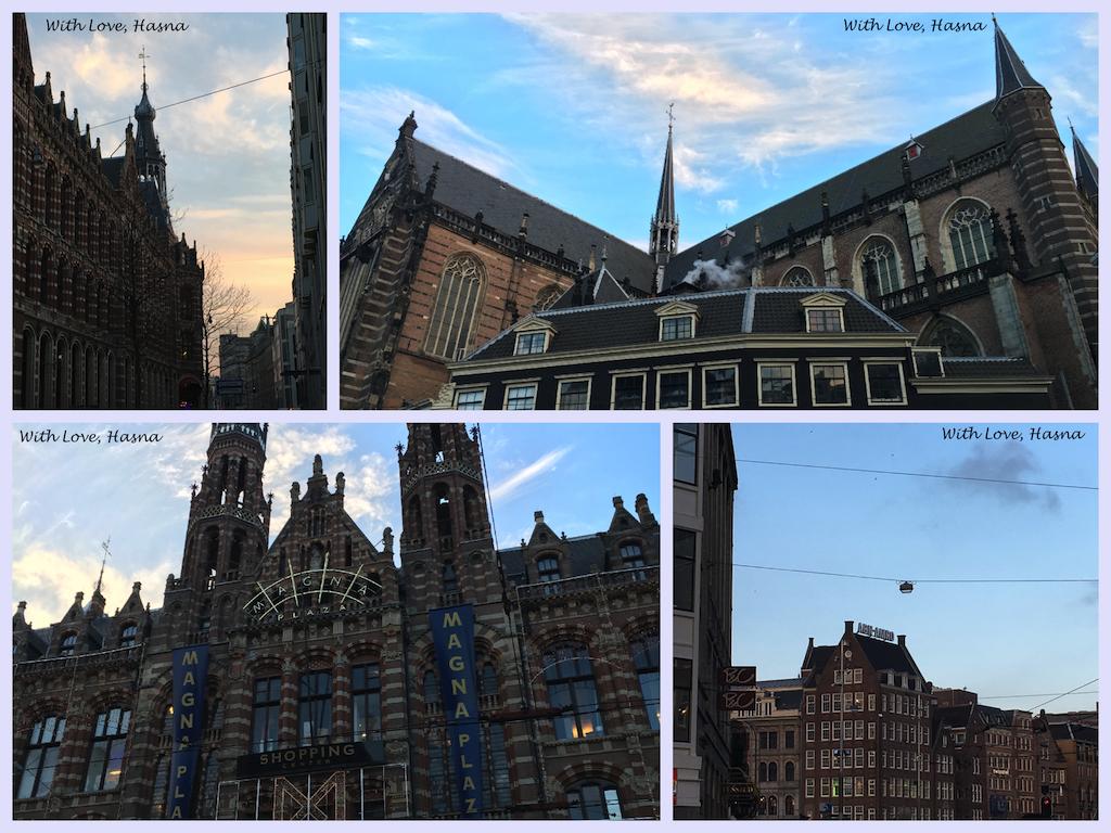 Amsterdam batiments 2