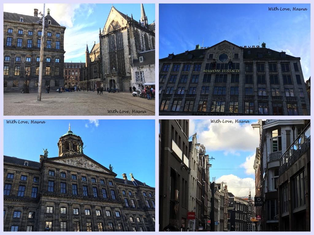 Amsterdam place Damm