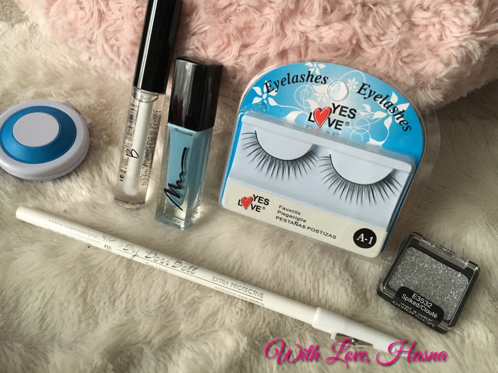 Beautiful Box Fevrier 2016 contenu maquillage make up
