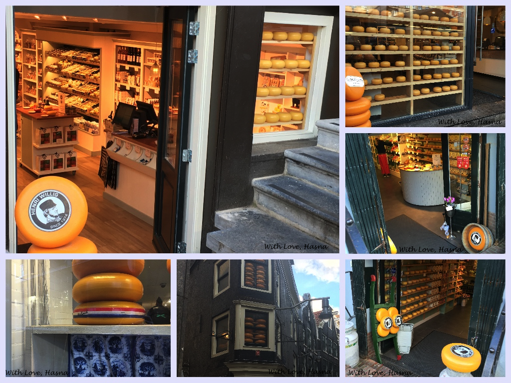 Les fromagners Amsteram Hollandais_