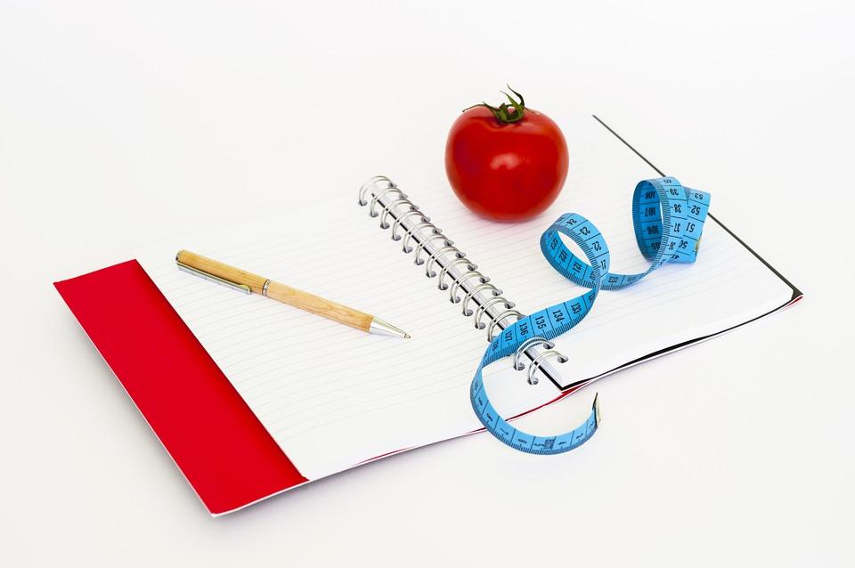 perte de poids nutrition journal