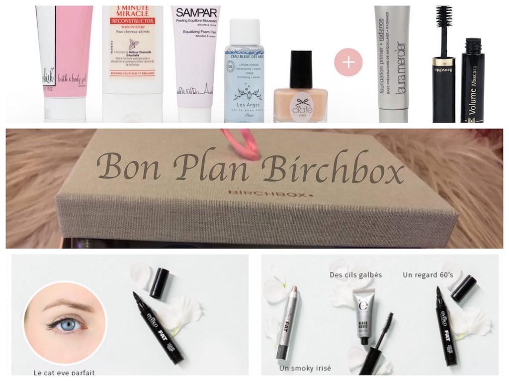 BirchBox Offre Promo Mars 2016_