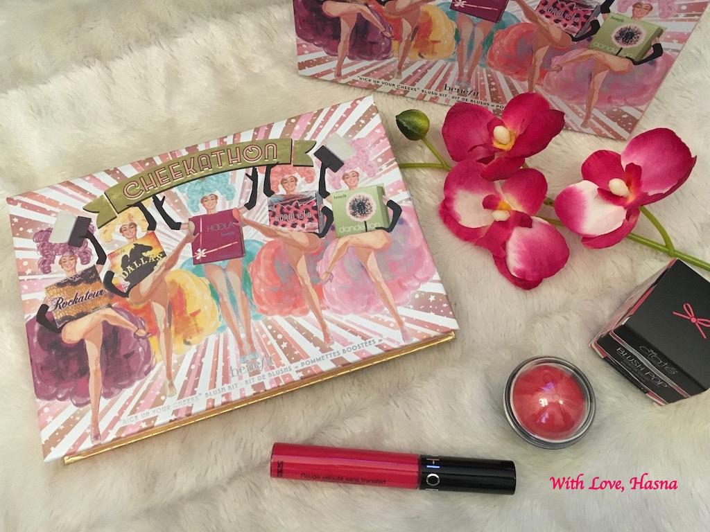 Haul Sephora Mars 2016 produits maquillage_