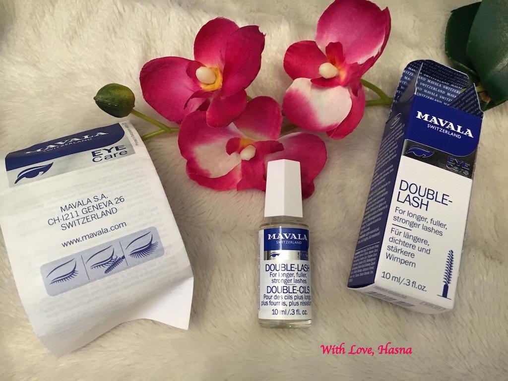 Haul Sephora Mars 2016 produits soins Mavala Double-Cils _