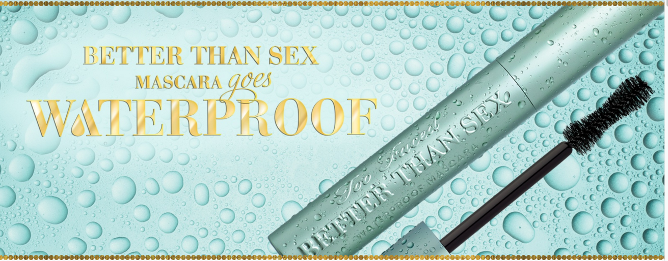Better Than Sex Waterproof