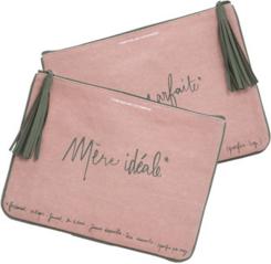 BirchBox Une edition limitee pour la Fete des Meres contenu - pochette comptoir des cotonniers