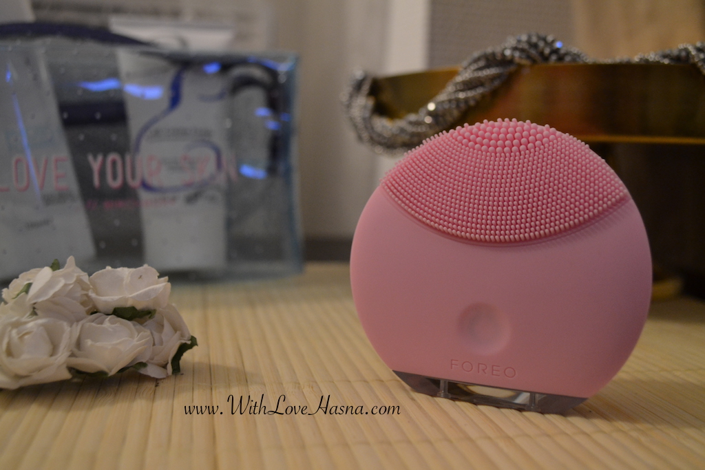 Love Your Skin _ BirchBOx _ edition limitee _Foreo Luna Mini