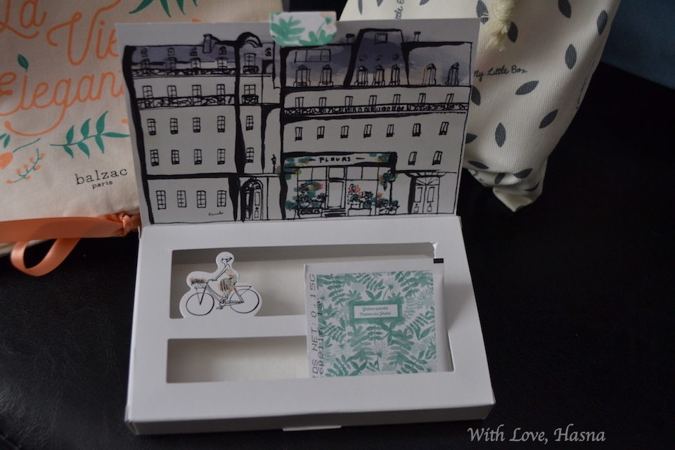 My Little Flower Box Avril 2016 goodies Jardin d'appartement 2_