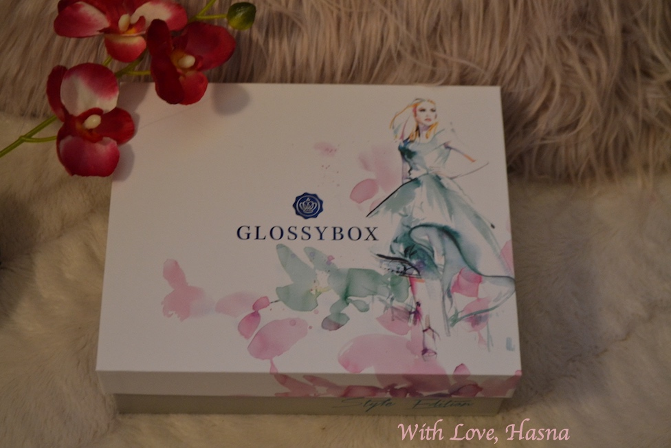 Style Edition GlossyBox avril 2016 coffret