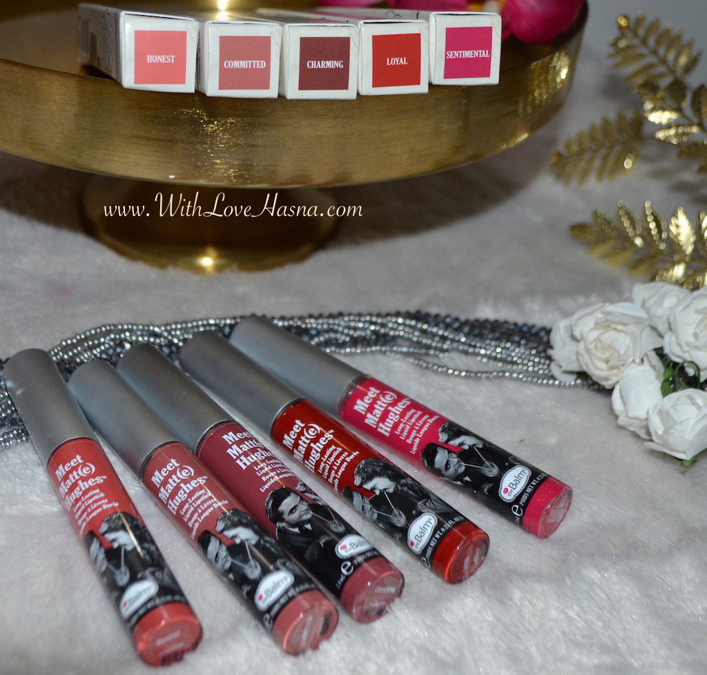 The Balm Meet Matt Hughes Long Lasting Liquid Mat Lipstick4