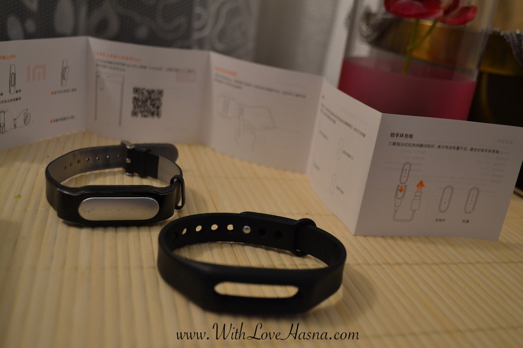 Xiamo Mi Band Bracelet connecte