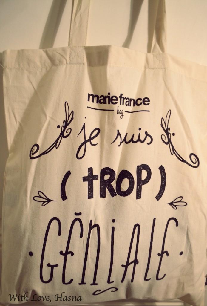 mf bag Mars 2016 le bag_