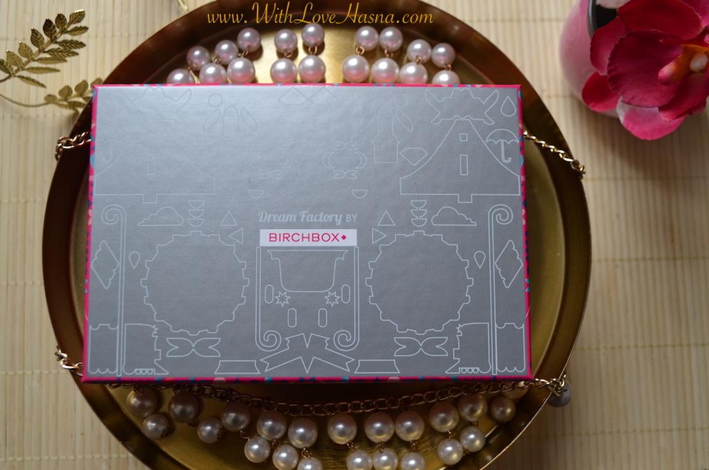 BirchBox Mai 2016 Dream Factory contenu code promo BirchBox Mai 2016 Dream Factory contenu code promo