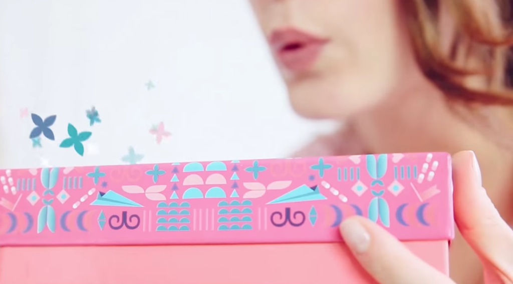 BirchBox Mai 2016 Spoiler Dream Factory 5