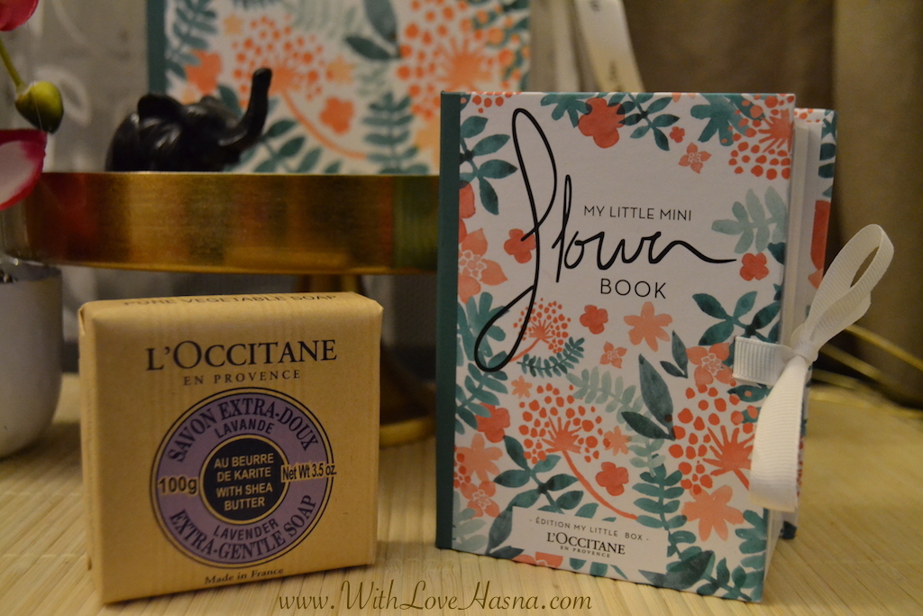 Loccitane x My Little Box - My Little Mini Flower Box _ code Promo _ 3