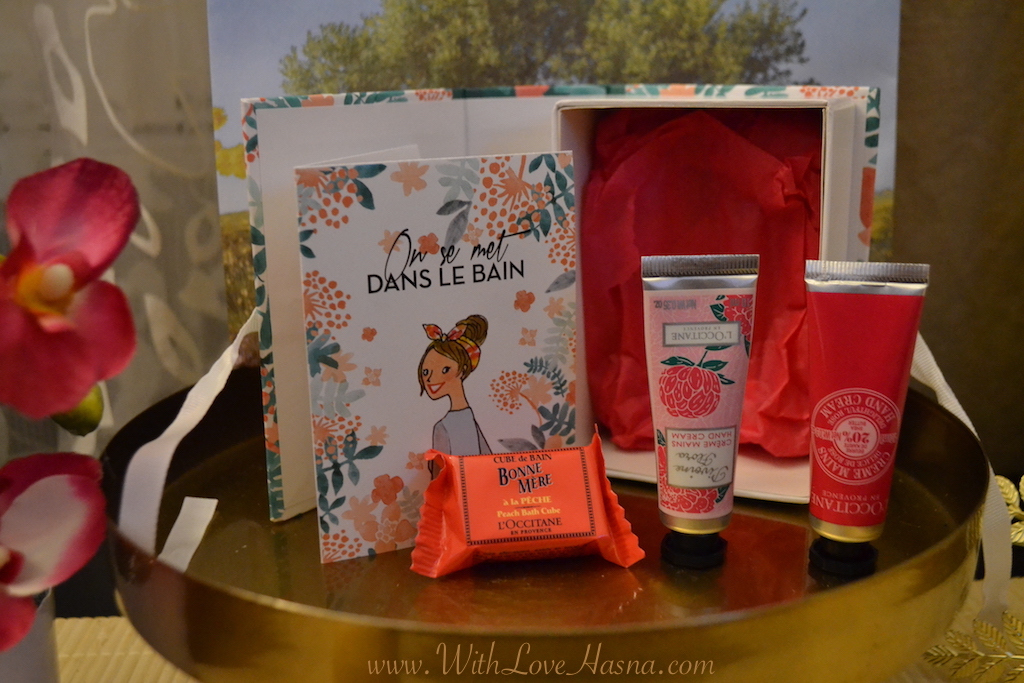 Loccitane x My Little Box - My Little Mini Flower Box _ code Promo _ 5