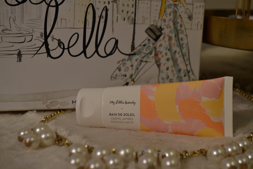 My Little Ciao Bella Box Bain de soleil Jambes ensoleillante