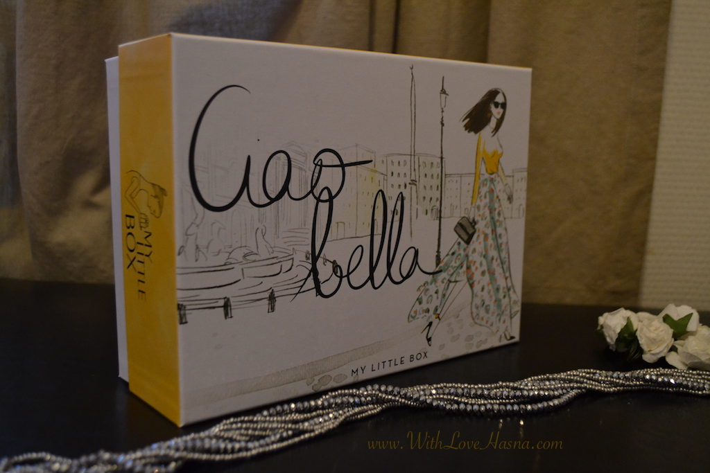 My Little Ciao Bella Box design du mois