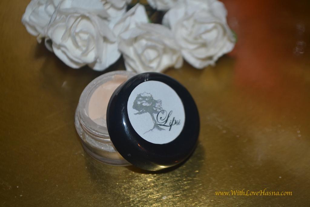 BirchBox Juillet 2016 - A la belle etoile - contenu Code promo bon plan poudre Aphrodite de la marque Lipsi Cosmetics 2