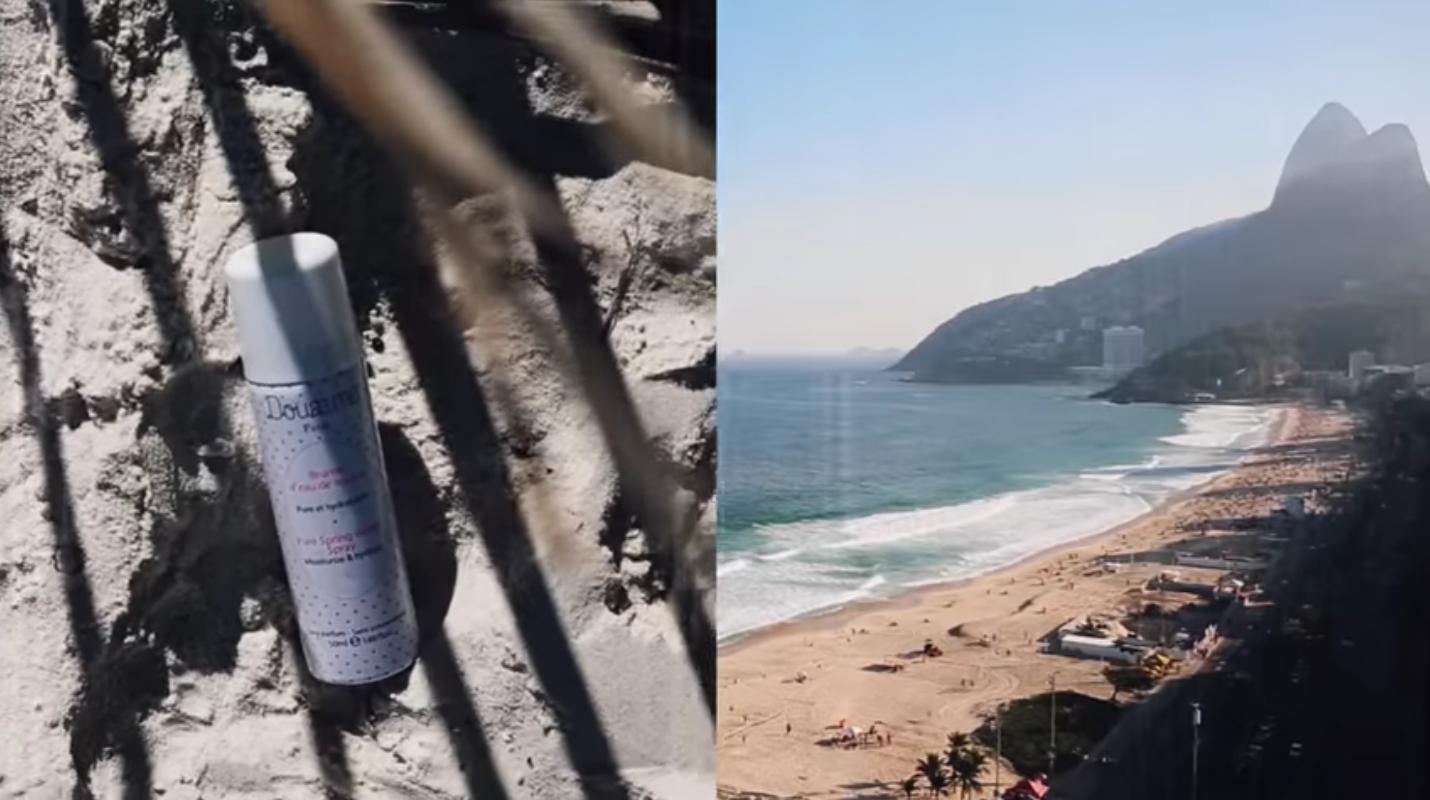 Birchbox Aout 2016 Viva Brazil Spoiler Code Promo Doux me brume eau de source