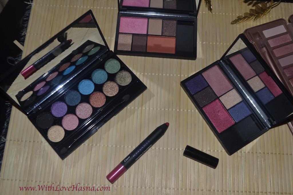Monday Shadow Challenge _ Le Fuchsia _ Produits utilisés _ ALL Yeux _ DSC_1337