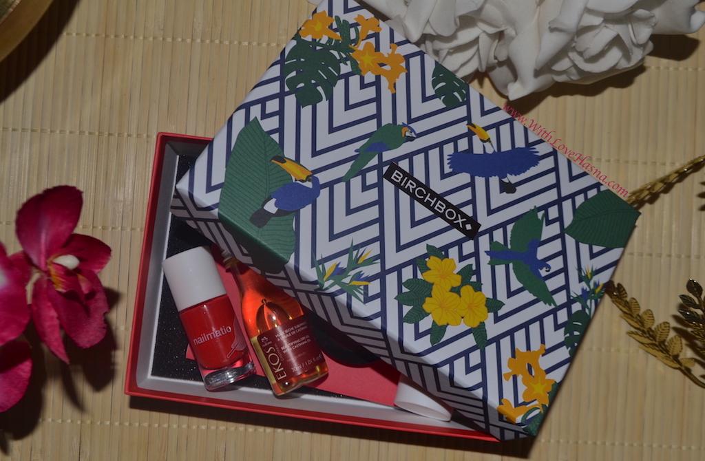 BirchBox Aout 2016 Viva Brazil Contenu Code Promo - Sneak Peek Box du mois 00004