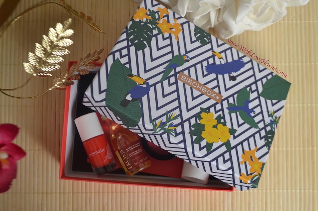 BirchBox Aout 2016 Viva Brazil Contenu Code Promo - Sneak Peek Box du mois 00005