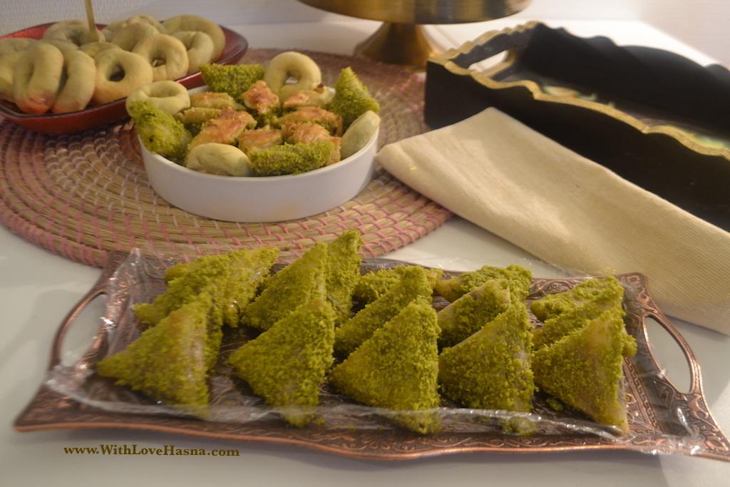 Gateau tunisien recette